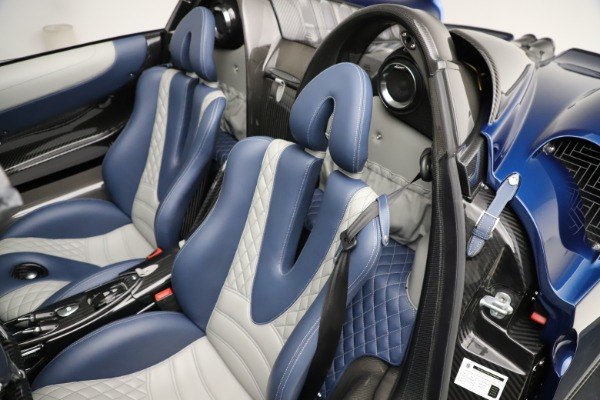 Used 2017 Pagani Huayra Roadster for sale Call for price at Alfa Romeo of Greenwich in Greenwich CT 06830 24