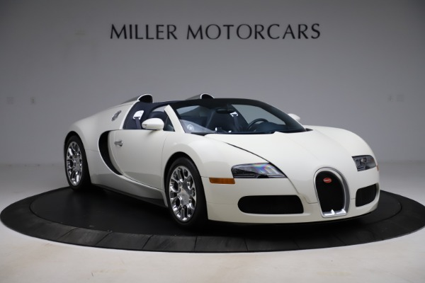 Used 2010 Bugatti Veyron 16.4 Grand Sport for sale Call for price at Alfa Romeo of Greenwich in Greenwich CT 06830 10
