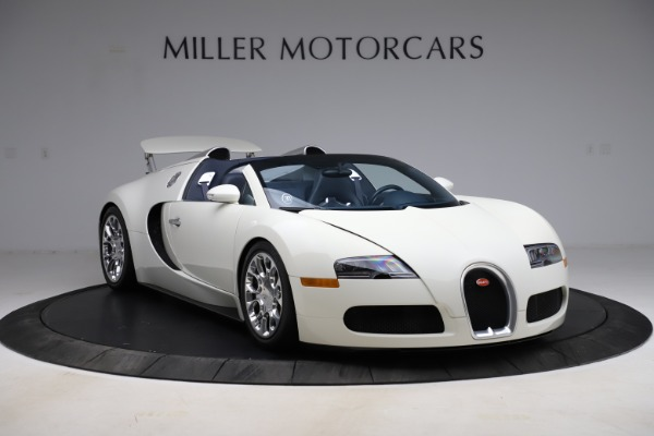 Used 2010 Bugatti Veyron 16.4 Grand Sport for sale Call for price at Alfa Romeo of Greenwich in Greenwich CT 06830 11