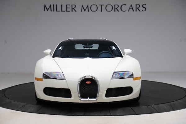 Used 2010 Bugatti Veyron 16.4 Grand Sport for sale Call for price at Alfa Romeo of Greenwich in Greenwich CT 06830 12