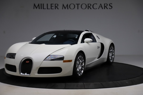 Used 2010 Bugatti Veyron 16.4 Grand Sport for sale Call for price at Alfa Romeo of Greenwich in Greenwich CT 06830 13
