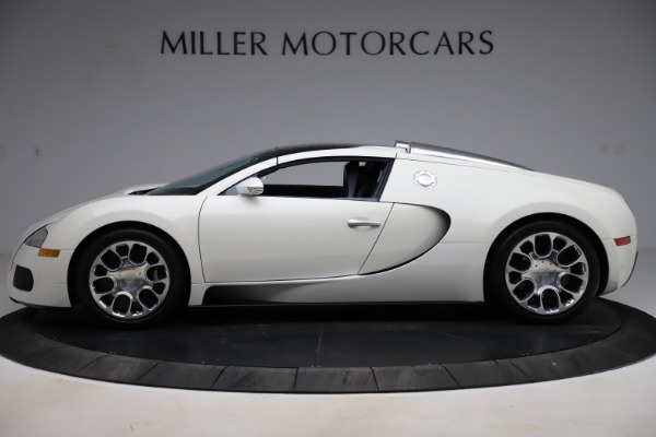 Used 2010 Bugatti Veyron 16.4 Grand Sport for sale Call for price at Alfa Romeo of Greenwich in Greenwich CT 06830 14