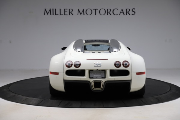 Used 2010 Bugatti Veyron 16.4 Grand Sport for sale Call for price at Alfa Romeo of Greenwich in Greenwich CT 06830 15