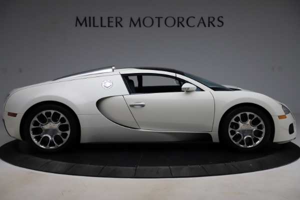 Used 2010 Bugatti Veyron 16.4 Grand Sport for sale Call for price at Alfa Romeo of Greenwich in Greenwich CT 06830 16