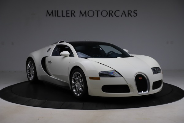 Used 2010 Bugatti Veyron 16.4 Grand Sport for sale Call for price at Alfa Romeo of Greenwich in Greenwich CT 06830 17