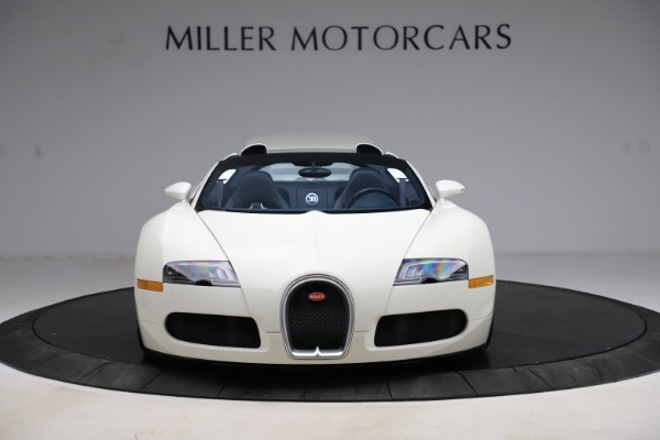 Used 2010 Bugatti Veyron 16.4 Grand Sport for sale Call for price at Alfa Romeo of Greenwich in Greenwich CT 06830 18