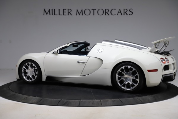 Used 2010 Bugatti Veyron 16.4 Grand Sport for sale Call for price at Alfa Romeo of Greenwich in Greenwich CT 06830 4