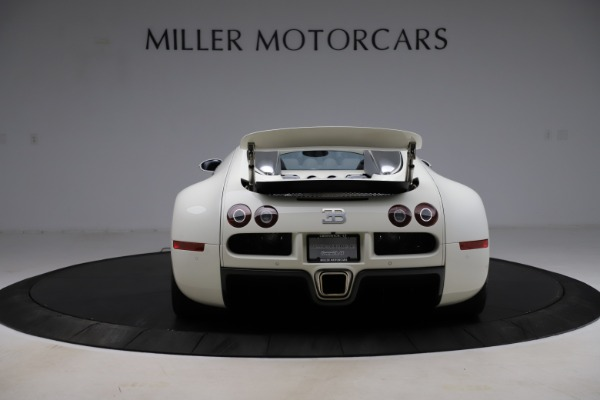 Used 2010 Bugatti Veyron 16.4 Grand Sport for sale Call for price at Alfa Romeo of Greenwich in Greenwich CT 06830 6