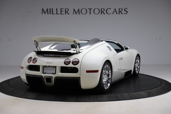 Used 2010 Bugatti Veyron 16.4 Grand Sport for sale Call for price at Alfa Romeo of Greenwich in Greenwich CT 06830 7
