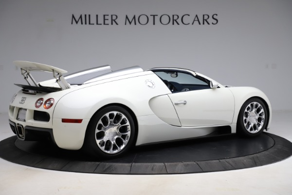 Used 2010 Bugatti Veyron 16.4 Grand Sport for sale Call for price at Alfa Romeo of Greenwich in Greenwich CT 06830 8