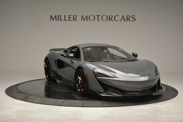 Used 2019 McLaren 600LT Luxury for sale Sold at Alfa Romeo of Greenwich in Greenwich CT 06830 11