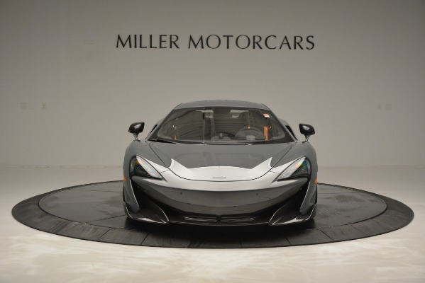 Used 2019 McLaren 600LT Luxury for sale Sold at Alfa Romeo of Greenwich in Greenwich CT 06830 12