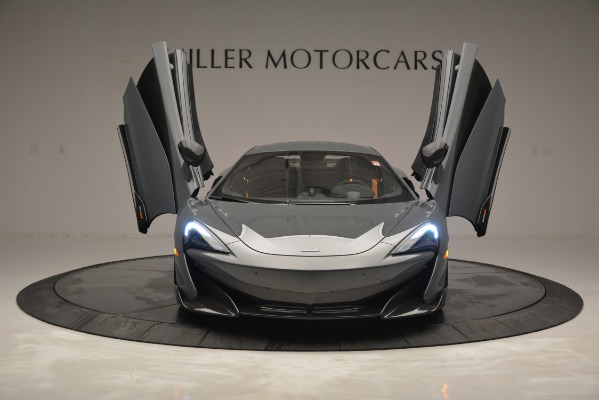 Used 2019 McLaren 600LT Luxury for sale Sold at Alfa Romeo of Greenwich in Greenwich CT 06830 13
