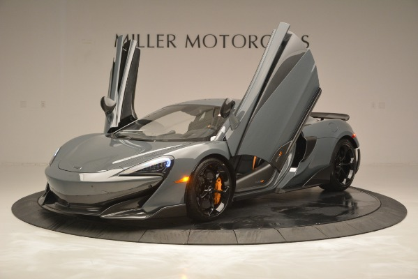 Used 2019 McLaren 600LT Luxury for sale Sold at Alfa Romeo of Greenwich in Greenwich CT 06830 14