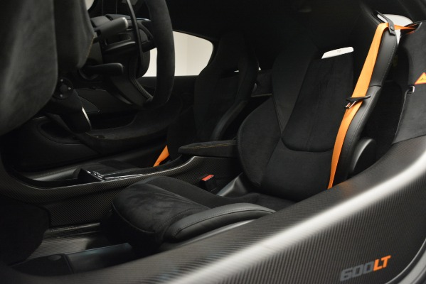 Used 2019 McLaren 600LT Luxury for sale Sold at Alfa Romeo of Greenwich in Greenwich CT 06830 19