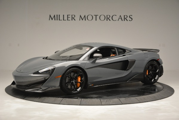 Used 2019 McLaren 600LT Luxury for sale Sold at Alfa Romeo of Greenwich in Greenwich CT 06830 2