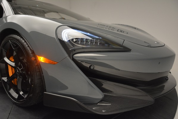 Used 2019 McLaren 600LT Luxury for sale Sold at Alfa Romeo of Greenwich in Greenwich CT 06830 24