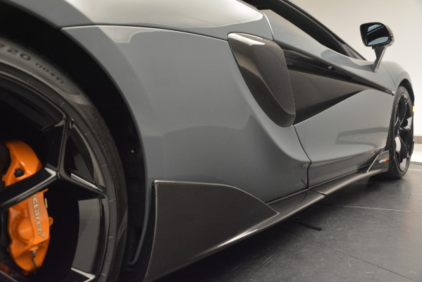 Used 2019 McLaren 600LT Luxury for sale Sold at Alfa Romeo of Greenwich in Greenwich CT 06830 25