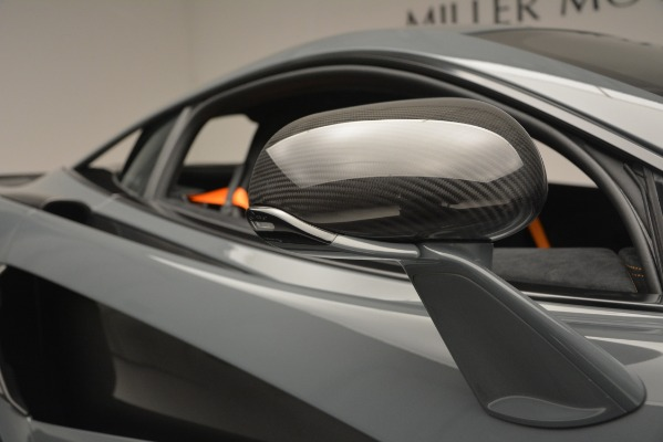 Used 2019 McLaren 600LT Luxury for sale Sold at Alfa Romeo of Greenwich in Greenwich CT 06830 26