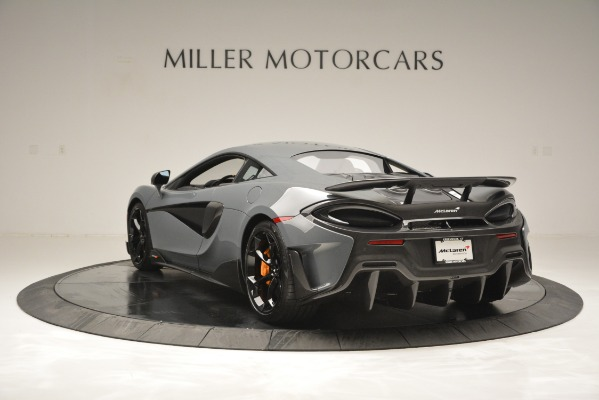 Used 2019 McLaren 600LT Luxury for sale Sold at Alfa Romeo of Greenwich in Greenwich CT 06830 5