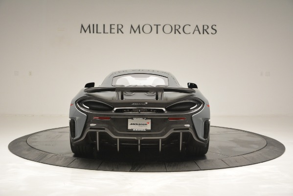 Used 2019 McLaren 600LT Luxury for sale Sold at Alfa Romeo of Greenwich in Greenwich CT 06830 6