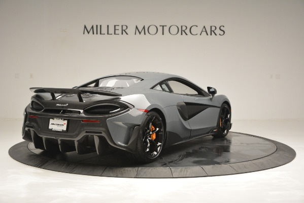 Used 2019 McLaren 600LT Luxury for sale Sold at Alfa Romeo of Greenwich in Greenwich CT 06830 7