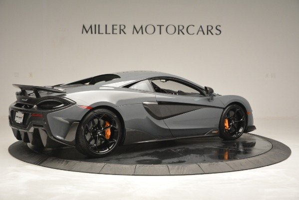 Used 2019 McLaren 600LT Luxury for sale Sold at Alfa Romeo of Greenwich in Greenwich CT 06830 8