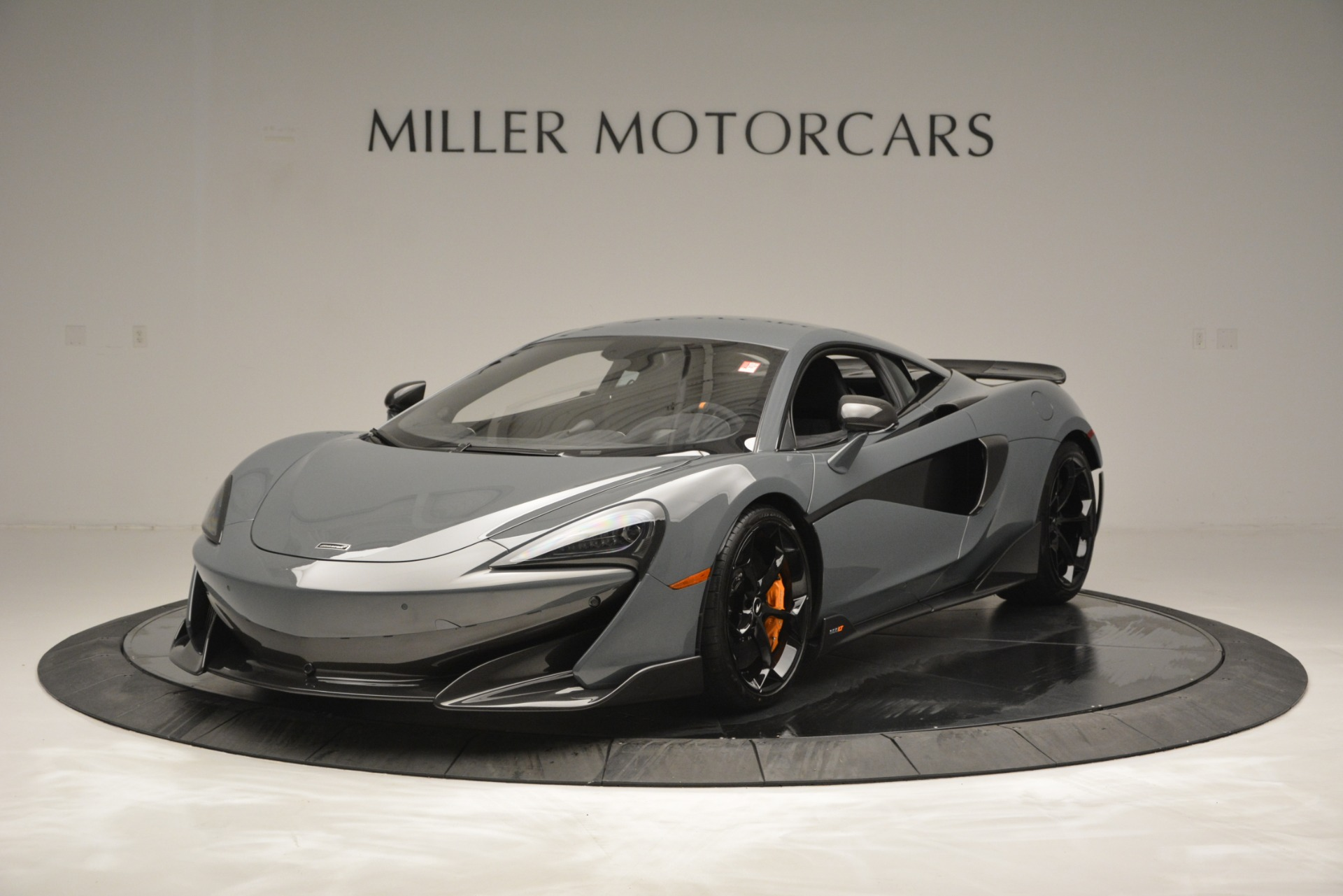 Used 2019 McLaren 600LT Luxury for sale Sold at Alfa Romeo of Greenwich in Greenwich CT 06830 1