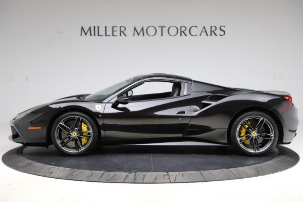 Used 2017 Ferrari 488 Spider for sale $284,900 at Alfa Romeo of Greenwich in Greenwich CT 06830 15