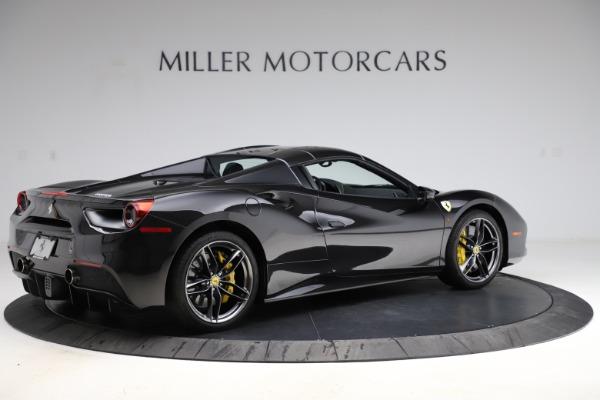 Used 2017 Ferrari 488 Spider for sale $284,900 at Alfa Romeo of Greenwich in Greenwich CT 06830 20