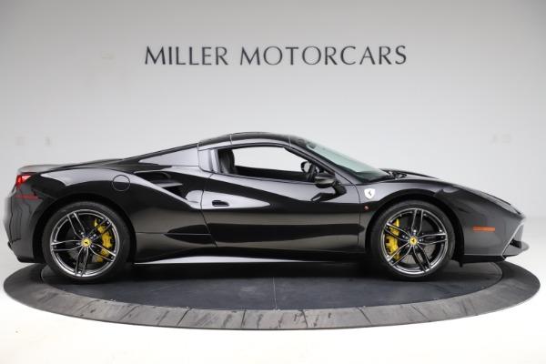 Used 2017 Ferrari 488 Spider for sale $284,900 at Alfa Romeo of Greenwich in Greenwich CT 06830 21
