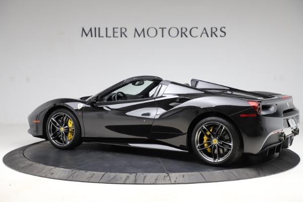 Used 2017 Ferrari 488 Spider for sale $284,900 at Alfa Romeo of Greenwich in Greenwich CT 06830 4