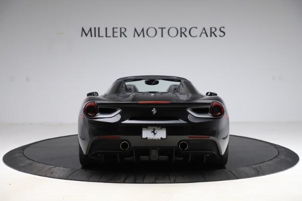 Used 2017 Ferrari 488 Spider for sale $284,900 at Alfa Romeo of Greenwich in Greenwich CT 06830 6