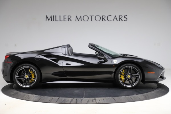 Used 2017 Ferrari 488 Spider for sale $284,900 at Alfa Romeo of Greenwich in Greenwich CT 06830 9