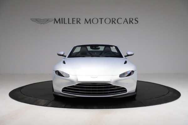 New 2021 Aston Martin Vantage Roadster for sale $184,286 at Alfa Romeo of Greenwich in Greenwich CT 06830 11