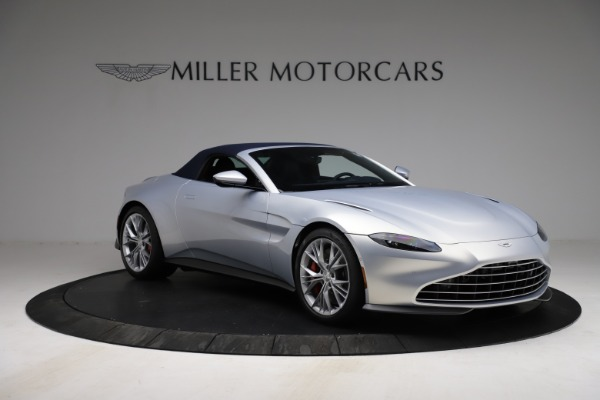 New 2021 Aston Martin Vantage Roadster for sale $184,286 at Alfa Romeo of Greenwich in Greenwich CT 06830 26