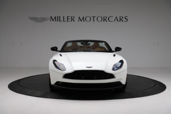 New 2021 Aston Martin DB11 Volante for sale $272,686 at Alfa Romeo of Greenwich in Greenwich CT 06830 11