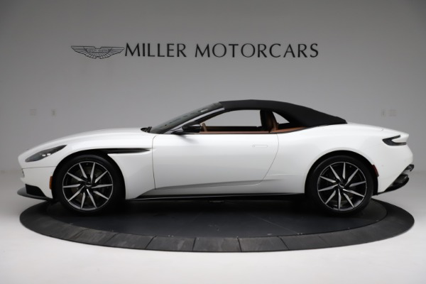 New 2021 Aston Martin DB11 Volante for sale $272,686 at Alfa Romeo of Greenwich in Greenwich CT 06830 14