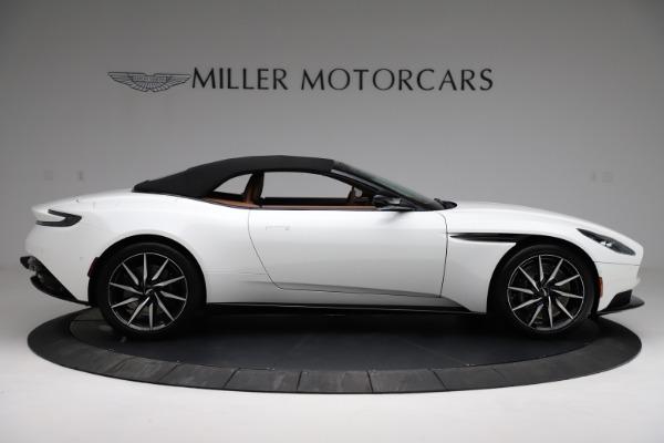 New 2021 Aston Martin DB11 Volante for sale $272,686 at Alfa Romeo of Greenwich in Greenwich CT 06830 15