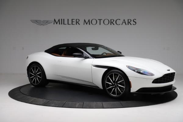 New 2021 Aston Martin DB11 Volante for sale $272,686 at Alfa Romeo of Greenwich in Greenwich CT 06830 16