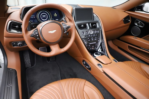 New 2021 Aston Martin DB11 Volante for sale $272,686 at Alfa Romeo of Greenwich in Greenwich CT 06830 19