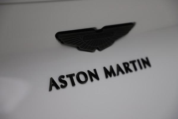 New 2021 Aston Martin DB11 Volante for sale $272,686 at Alfa Romeo of Greenwich in Greenwich CT 06830 25
