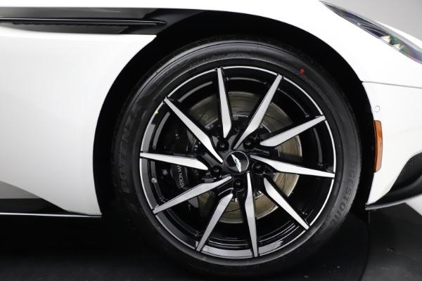 New 2021 Aston Martin DB11 Volante for sale $272,686 at Alfa Romeo of Greenwich in Greenwich CT 06830 26