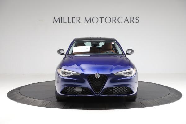 New 2021 Alfa Romeo Giulia Ti Q4 for sale $51,350 at Alfa Romeo of Greenwich in Greenwich CT 06830 12