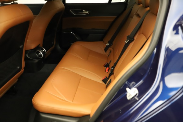 New 2021 Alfa Romeo Giulia Ti Q4 for sale $51,350 at Alfa Romeo of Greenwich in Greenwich CT 06830 20