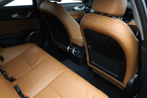 New 2021 Alfa Romeo Giulia Ti Q4 for sale $51,350 at Alfa Romeo of Greenwich in Greenwich CT 06830 24