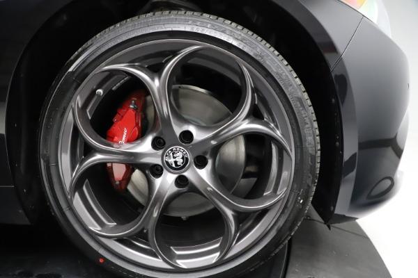 New 2021 Alfa Romeo Giulia Ti Sport Q4 for sale $53,850 at Alfa Romeo of Greenwich in Greenwich CT 06830 24