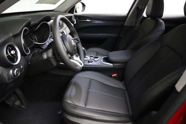 New 2021 Alfa Romeo Stelvio Q4 for sale $50,535 at Alfa Romeo of Greenwich in Greenwich CT 06830 15