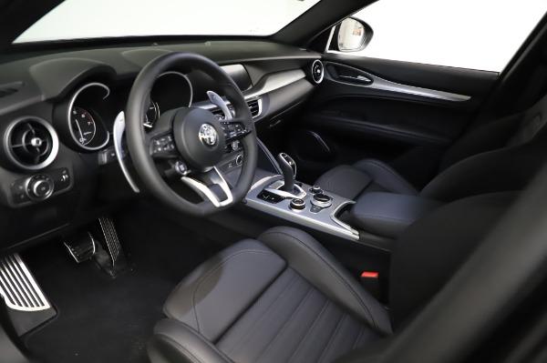 New 2021 Alfa Romeo Stelvio Ti Sport Q4 for sale $57,595 at Alfa Romeo of Greenwich in Greenwich CT 06830 13