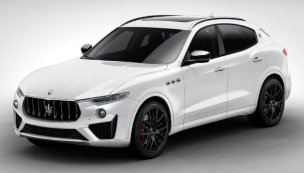 New 2021 Maserati Levante S Q4 GranSport for sale $105,835 at Alfa Romeo of Greenwich in Greenwich CT 06830 1